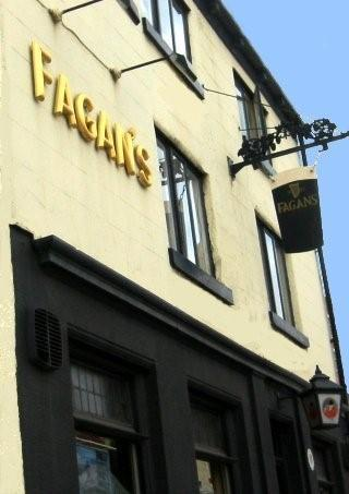 Fagans Pub, Sheffield